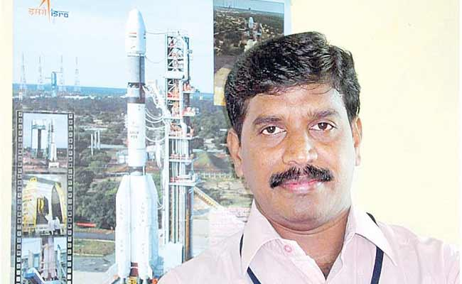 Siddipet Scientist Has Part In Chandrayaan 2 Project - Sakshi