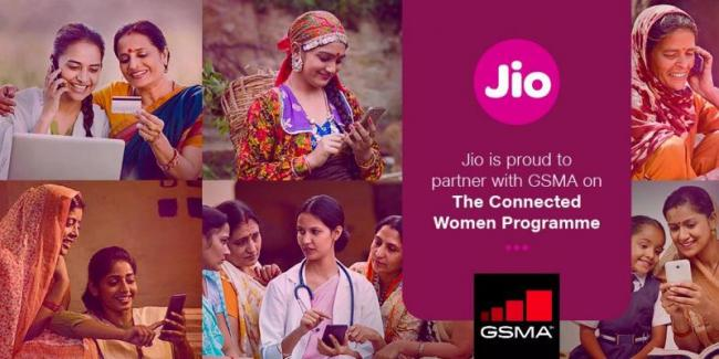 Jio Furthers Its Commitment To Reduce Gender Gap In Digital Adoption - Sakshi