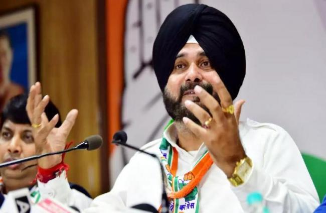 Navjot Singh Sidhu resigns as Punjab Cabinet minister - Sakshi