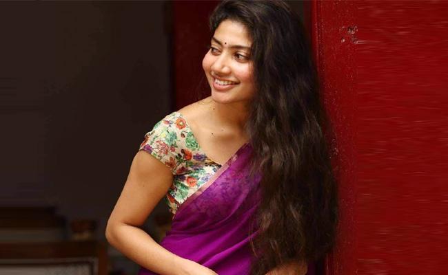 Sai Pallavi Acting in Rana Movie - Sakshi