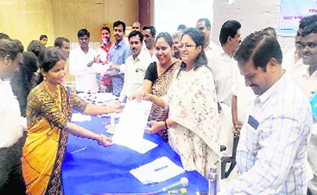 Teachers Recruitment Completed In Medak District - Sakshi
