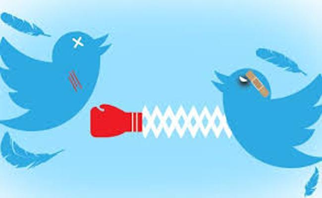 Kesineni Nani, Buddha Engage In A War Of Words On Twitter - Sakshi