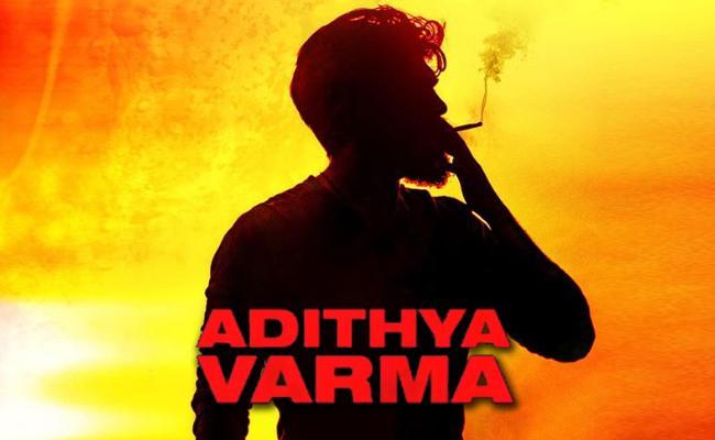 Arjun Reddy Remake Dhruv Vikram's Adithya Varma Shoot Wrapped Up - Sakshi
