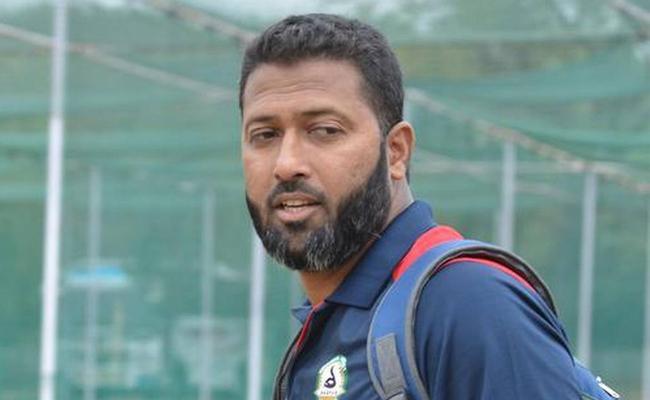 Wasim Jaffer appointed Bangladesh batting consultant - Sakshi