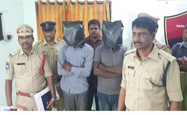 Wife who Killed her Husband by a Lover in Nalgonda - Sakshi
