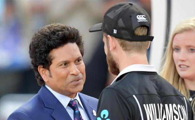 Sachin Picks His Cricket World Cup XI - Sakshi