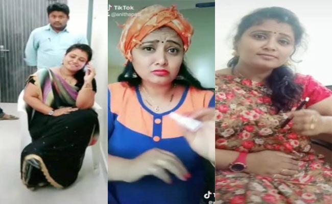 Tik Tok Videos, Khammam Muncipal Employees Not Suspended - Sakshi
