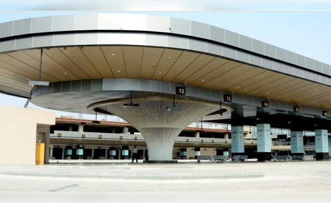 Alambagh Bus Station Project Pending in Hyderabad - Sakshi