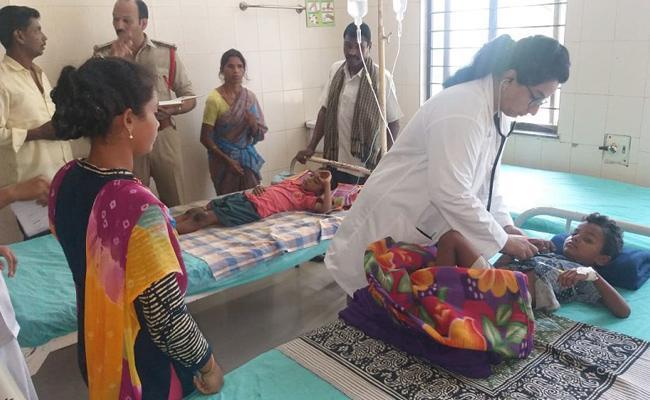3 Boys Ate Rats Poison One Boy Died In West Godavari - Sakshi