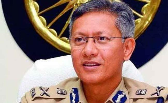38 DSPs Transfer In Andhra Pradesh - Sakshi