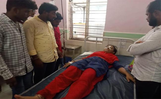 The Attempted Suicide of a Gurukul Student in Miryalaguda - Sakshi