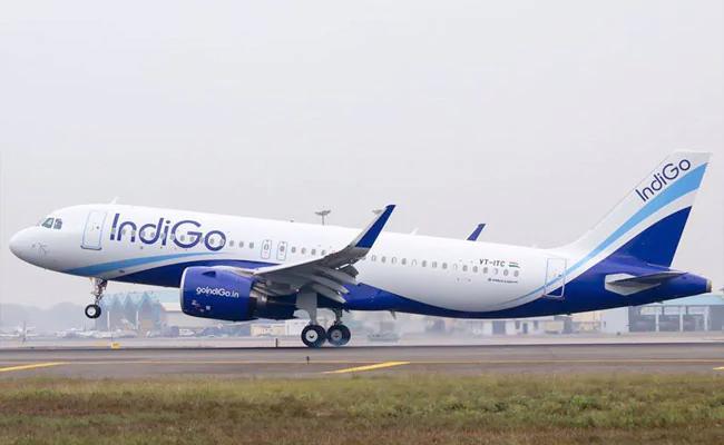 Technical Snag in Indigo Flight At Shamshabad Airport - Sakshi