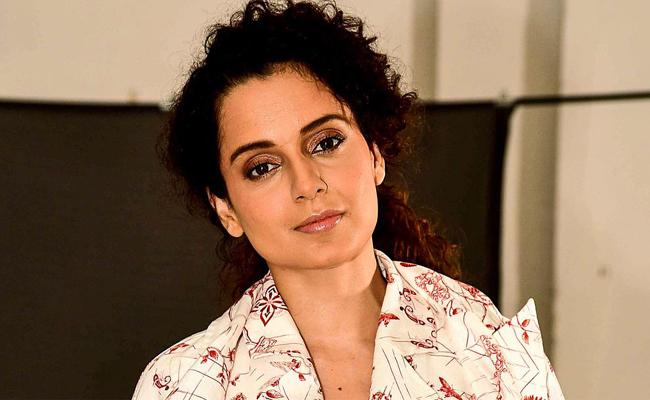 Is media being unfair to Kangana Ranaut - Sakshi