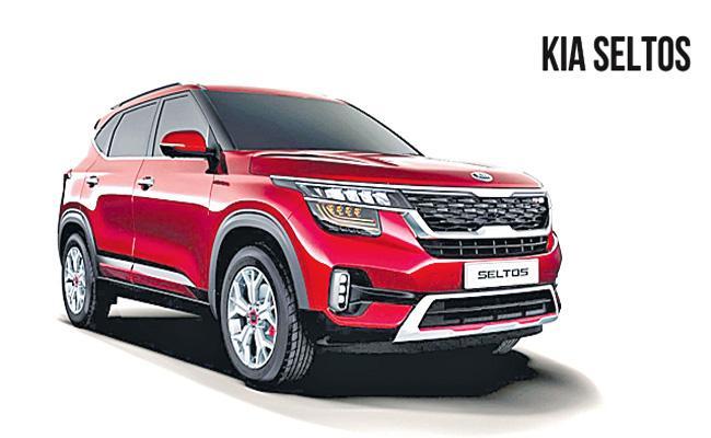 Kia Motors Launch Sports Seltos Car - Sakshi