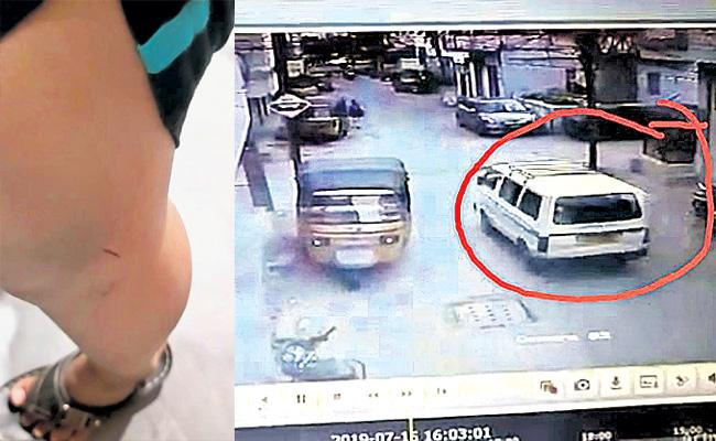 Boy Kidnapped Attempt in Hyderabad - Sakshi