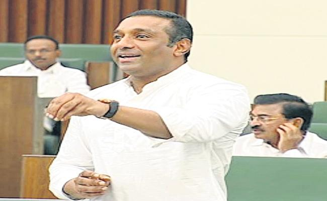 Mekapati Goutham Reddy Slams On Chandrababu Naidu - Sakshi