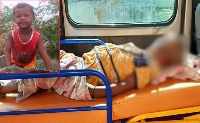 Gang Molestation And Killed Five Years Girl Child Tamil Nadu - Sakshi