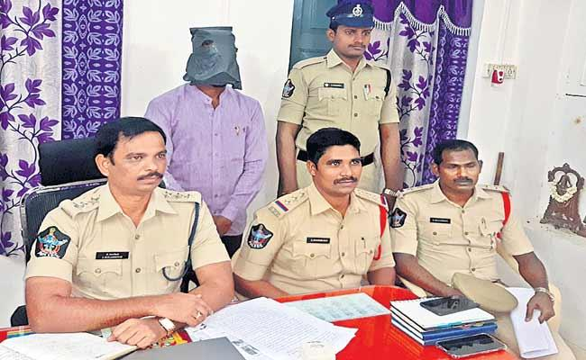 Guntur Police Arrest AP Ranji Player Nagaraju - Sakshi