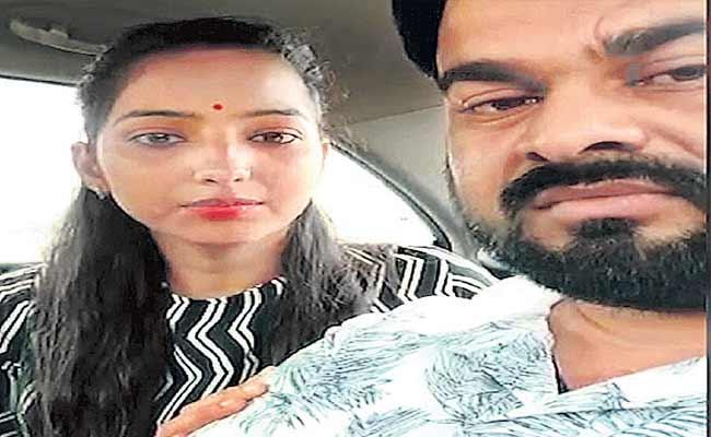 Special Story On BJP MLA Rajesh Mishra Daughter - Sakshi