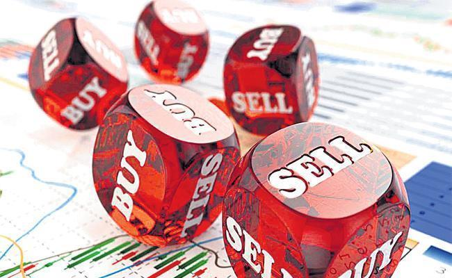 stockmarkets opens  in flat - Sakshi