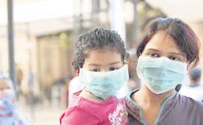 Swine Flu Cases in Hyderabad - Sakshi