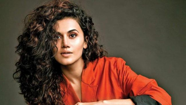Taapsee Pannu Trolled In Twitter For Using Tragedy To Make A Point - Sakshi