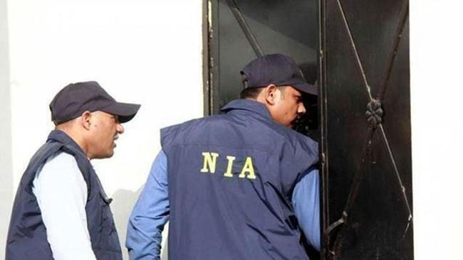 NIA Busts Terror Module Planning Attack - Sakshi