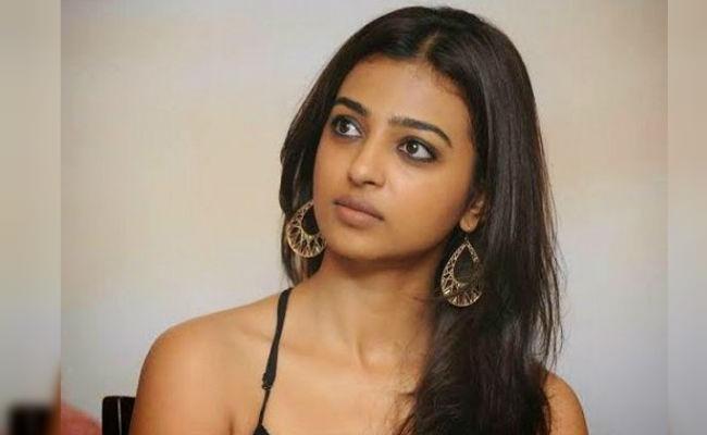 Radhika Apte Fires on Leaked Scene - Sakshi