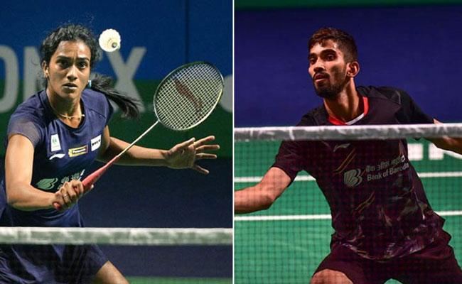 Indonesia Open Srikanth and Sindhu Enter Into 2nd Round - Sakshi