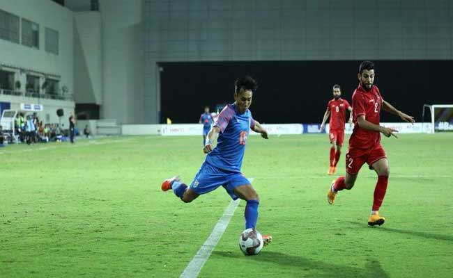 Intercontinental Cup 2019 Syria And India Match Draw - Sakshi