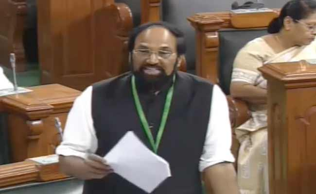 Uttam Kumar Reddy Speech In Parliament Over Agriculture Budget - Sakshi