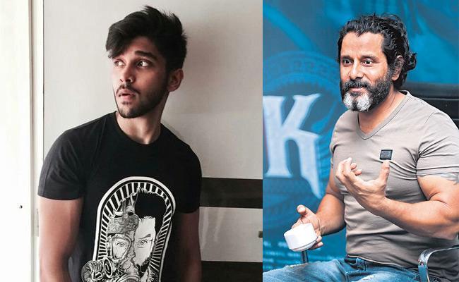 Vikram Special Interview on Mister KK Movie - Sakshi