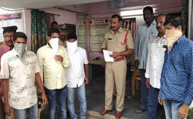 West Godavari Police Action In Sri Gowthami Case Investigation Were Only Nominal  - Sakshi