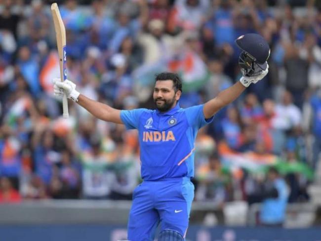 Rohit Sharma Among ICC Top Five Special Batsmen - Sakshi
