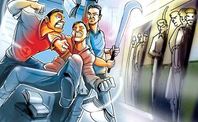 Vijayawada- Guntur City Police Commissionerate Over A Thousand People Rowdy Sheeters - Sakshi