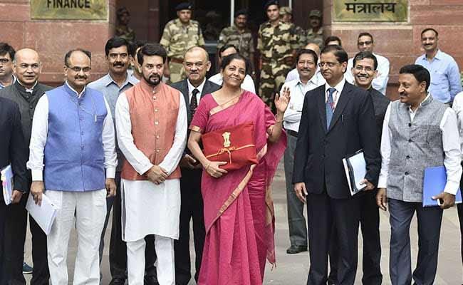 Purighalla Raghuram Article On NDA 2019 Union Budget - Sakshi