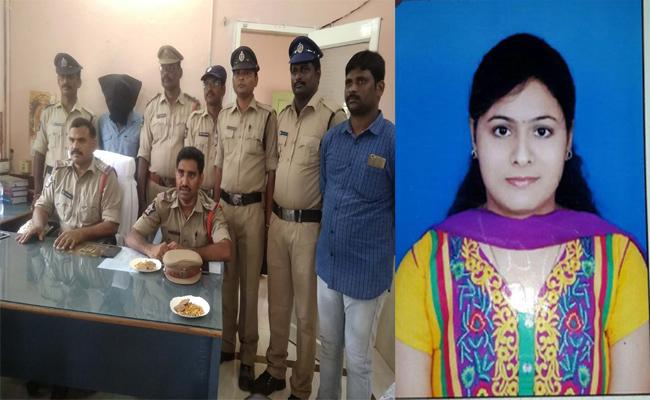 Police Officials Resolved Women Murder Case In Sompet,Srikakulam - Sakshi