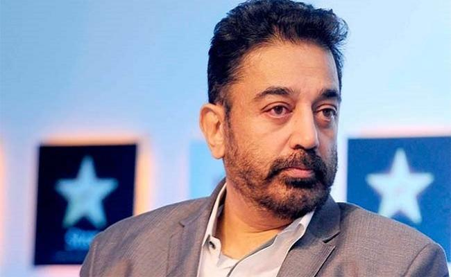 Kamal Hassan Supports On Surya Comments - Sakshi