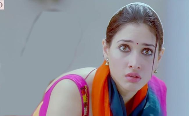 Tamannaah Rejects Big Projects For a Reason Liplock - Sakshi