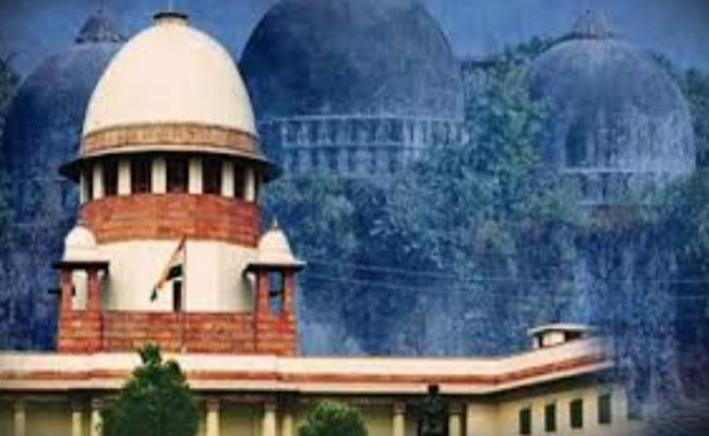 Ayodhya Panel Submits Its Report To Supreme Court - Sakshi