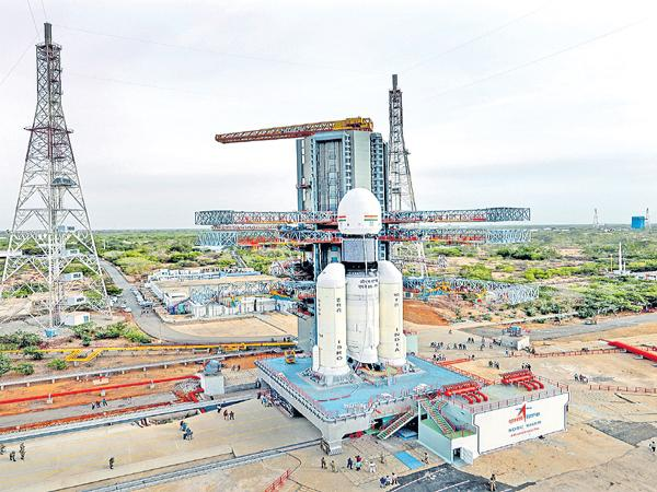 ISRO looking at July 22 for Chandrayaan 2 Re Launch - Sakshi