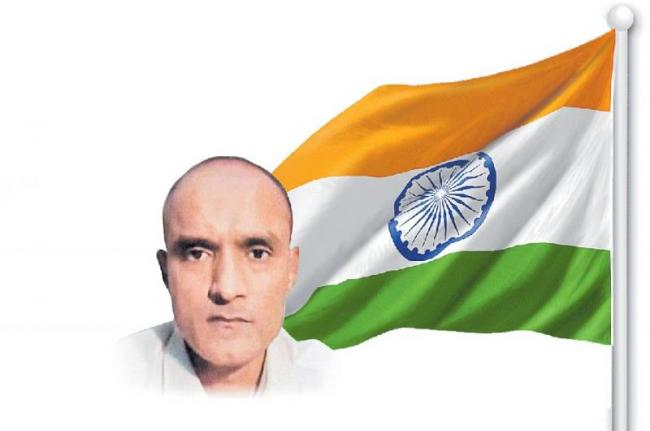 Review death sentence to Kulbhushan Jadhav says International court - Sakshi