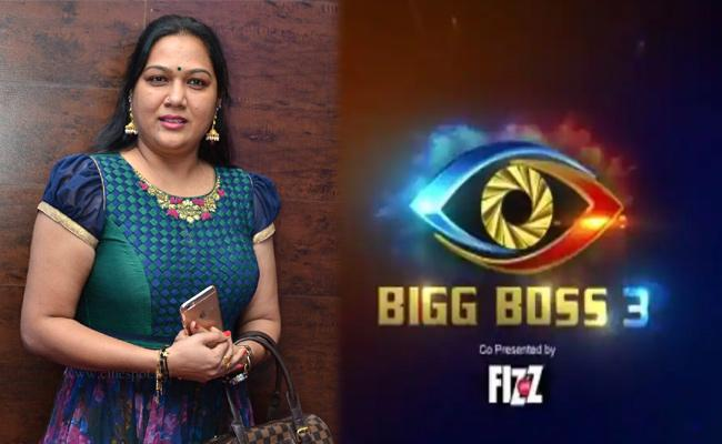 Actor Hema Respond On Bigg Boss 3 Controversy - Sakshi