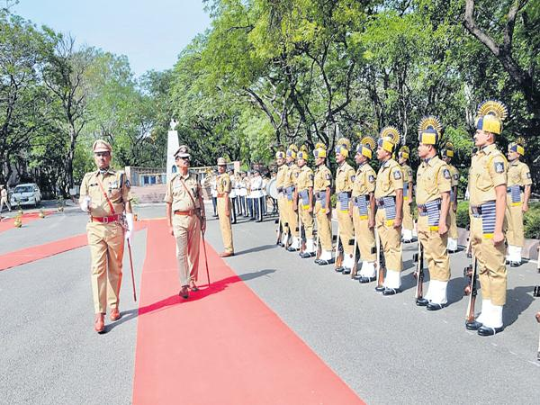 Advanced Training for Trainee IPS Candidates - Sakshi