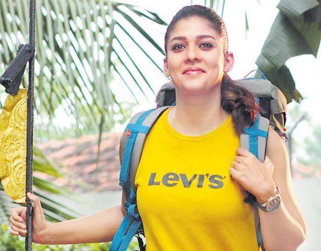 Nayanthara is a Physiotherapy student in Thalapathy Vijay Bigil - Sakshi