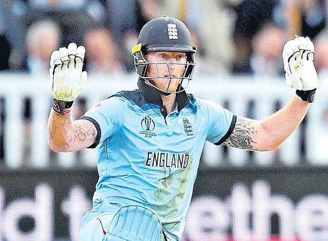 Ben Stokes Asked Umpires To Remove Overthrow Runs From England's Total - Sakshi