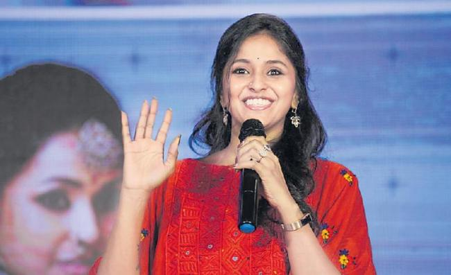 SINGER SMITHA A JOURNEY 1999-2019 LOGO LAUNCH - Sakshi
