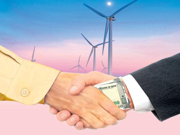 Chandrababu Deals is true in Wind Power Purchase - Sakshi