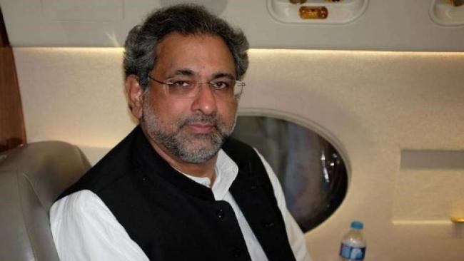 Former Pakistan PM Abbasi Arrested - Sakshi