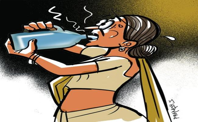 Women Dies After Mistakenly Drinking Lizol Near Tenali - Sakshi